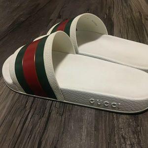 Authentic Gucci Slide Sandals